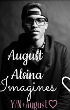 August Alsina Imagines[ON HOLD] by AvaParis