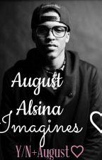 August Alsina Imagines[ON HOLD] by AvaParis