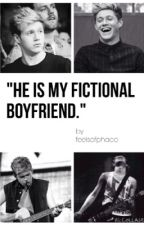 "[COMPLETED] He is my fictional boyfriend"" (french narry fanfiction) by myheartforhes"