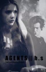 Agents || h.s by haroldtookachonce