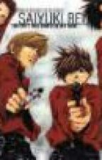 Ask The Saiyuki Characters by AlexandraEvernight19