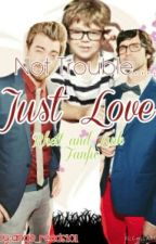 Not Trouble, Just Love- Rhett and Link FanFic by Angie_Reads101