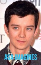 Asa Butterfield Imagines by ArianneVillareal