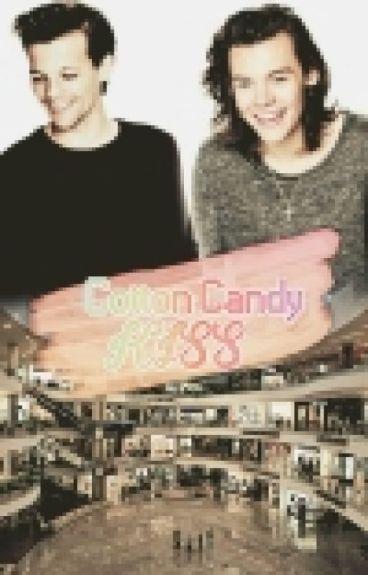 Cotton Candy Kiss | l. s.