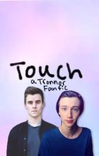 Touch (a Tronnor fanfic) by overlyobsessedfanboy