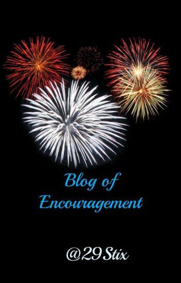 Blog of Encouragement