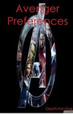Avenger Preferences/ imagines by Death-For-One