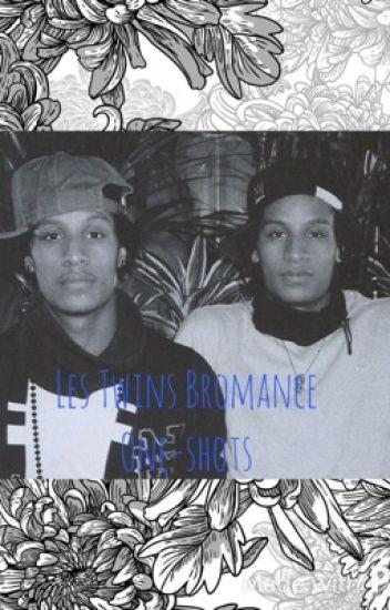 Les Twins Bromance One-shots