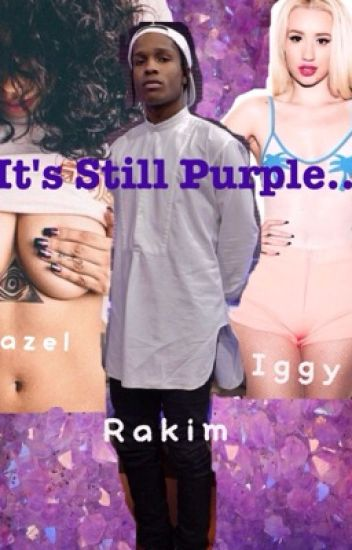 It's Still Purple
