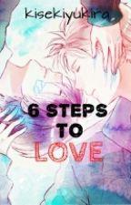 6 Steps to Love [Hori x Kashima] by kisekiyukira