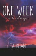 One Week by farahazkhan