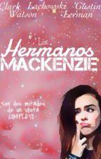 Hermanos Mackenzie by 18_Alex_01