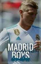 Madrid Boys || kroos by desmadres