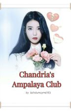 Chandria's Ampalaya Club by LaChiclumsyme143