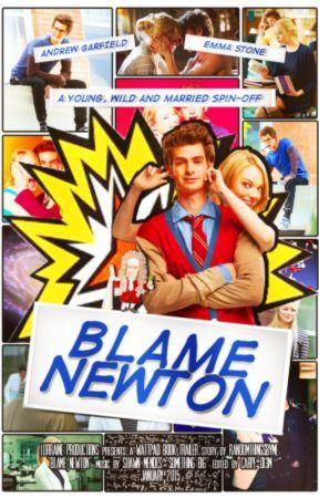 Blame Newton by randomthingsbyme