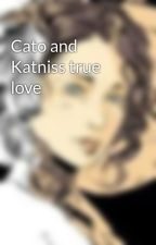 Cato and Katniss true love by LucieGHerondale