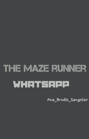 The Maze Runner Whatsapp Und Warum Magst Du Die Wattpad