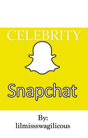 Celeb Snapchats by lilmissswagilicous