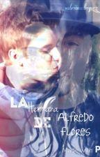 La hermana de Alfredo Flores. by sabriinadieguez_