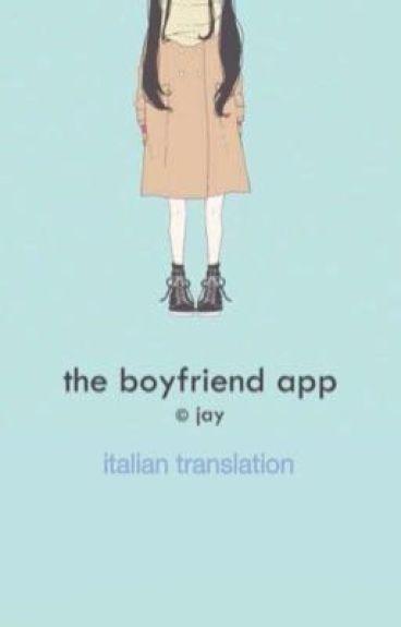 the boyfriend app [l.h au] -italian translation