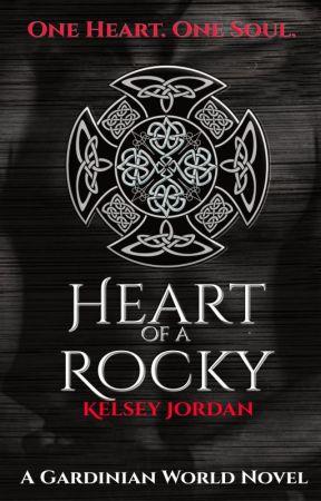 Heart of a Rocky by KelseyJordangw