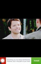 Castiel, My Gaurdian Angel by sam_cas_dean_