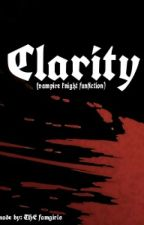 Clarity -  a vampire knight fanfiction by FangirlOfLife