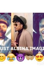 August Alsina Imagines by therealangel4ever