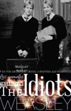 Los Idiotas Weasley   Fred y George by TrisRainbow
