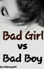 Badgirl Vs Badboy by Julia__Tjarks