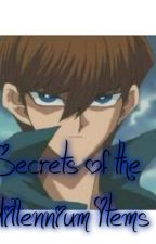 Secrets Of The Millennium Items (A Seto Kaiba Love Story) *Finished* by AshleyLovering