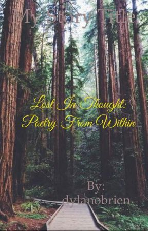 Lost in thought: poetry from within by dylanobrien