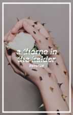 A Thorne in the Kaider || #TLCWattys by hvrcrux