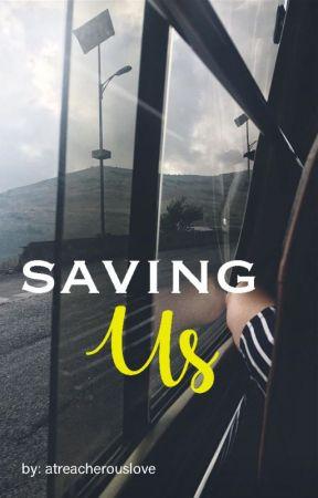 Saving Us || l.h by atreacherouslove
