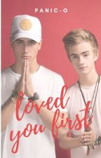 Loved you first  ➸ jack & jack by panic-o