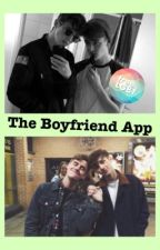 The Boyfriend App [Tronnor; Au] by -Blackjack-