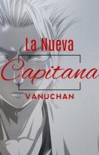 La nueva capitana. ||Toshiro Hitsugaya|| by VanuChan