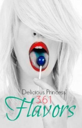 361 Flavors by DeliciousPrincess