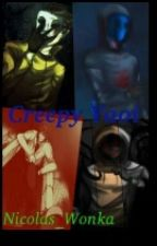 CreepYaoi (Jeff x Jack; Masky x Hoodie) by NicolahConH