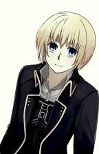 Break The Walls (Ghost!Armin x Reader AU) by levisgotjeans