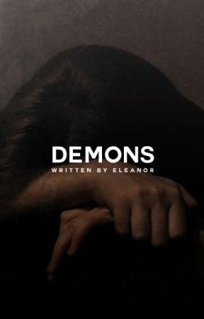 DEMONS ▷ BUCKY BARNES [1] by uItminyoongi