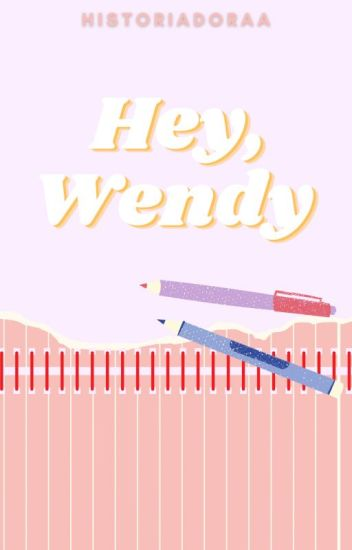 Hey, Wendy.