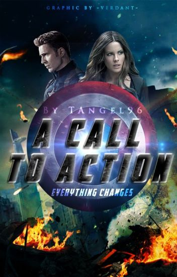 A Call to Action (Avengers Fan Fiction #1)  | REWRITING