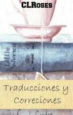 Traducciones y correcciones ortográficas y gramáticas {Cerrado temporalmente} by Camlarosa