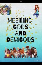 Meeting Gods and Demigods by u_touch_my_cookie
