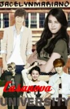 Casanova's University ♥ (Very Slow Updated) by jacelynmariano