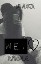 WE by itsannaisdallas