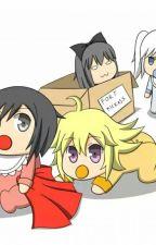 Fem!Anime/Cartoon x Fem!Reader Yuri by ButlerAyasaki