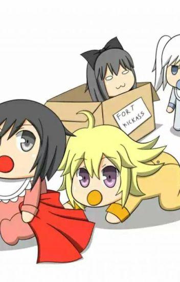 Fem!Anime/Cartoon x Fem!Reader Yuri