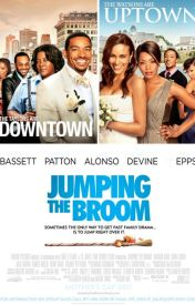 Jumping the Broom by XxQveenAleiaxX
